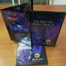1000 DVD-5 doppi Album da Glass Masters