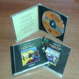 500 CD da Glass Master in Album