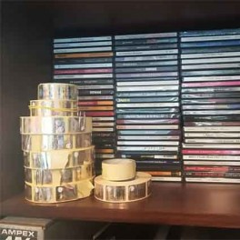 1000 CD Album da Glass Master