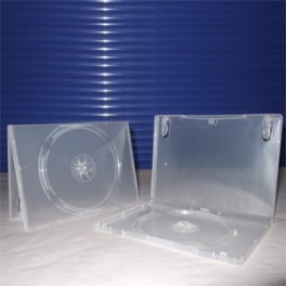 DVD Box Semitrasp. 14mm, Singolo