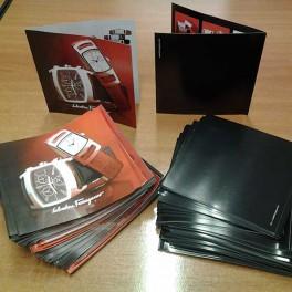 Libretti CD - DVD 12 facciate