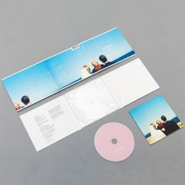 Digipack CD DVD 3 ante
