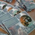 100 DVD confezionati