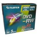 DVD-RW Fujifilm