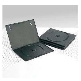 DVD Box 7mm, Singolo, Nero