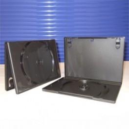 DVD Box Standard 14mm, Singolo, Nero