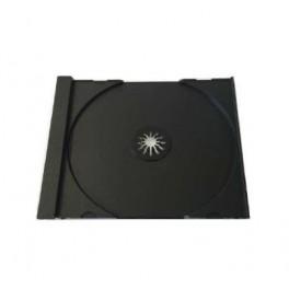 Tray nero per box cd